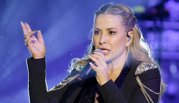 Das Konzert von Rockröhre Anastacia findet am 1. Dezember um 21 Uhr statt.
