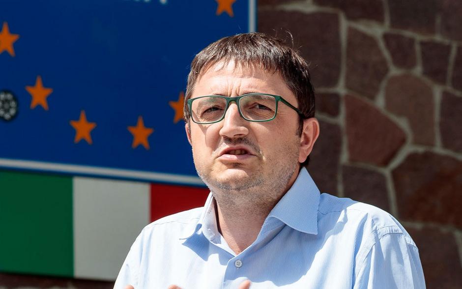 Lega-Kandidat Maurizio Fugatti ist neuer Landeshauptmann im Trentino.