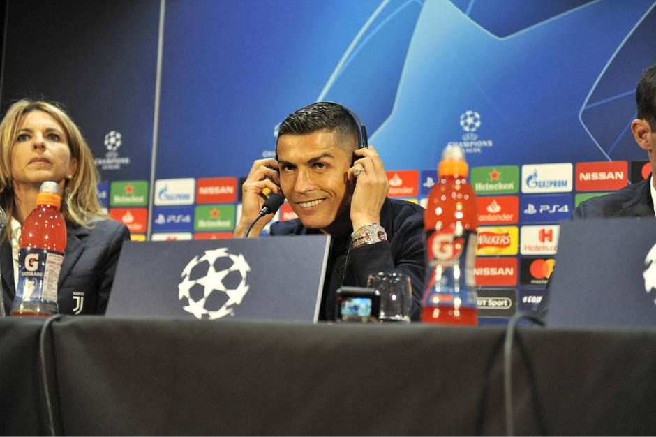 Ronaldo freut sich auf seine Rückkehr ins Old Trafford.