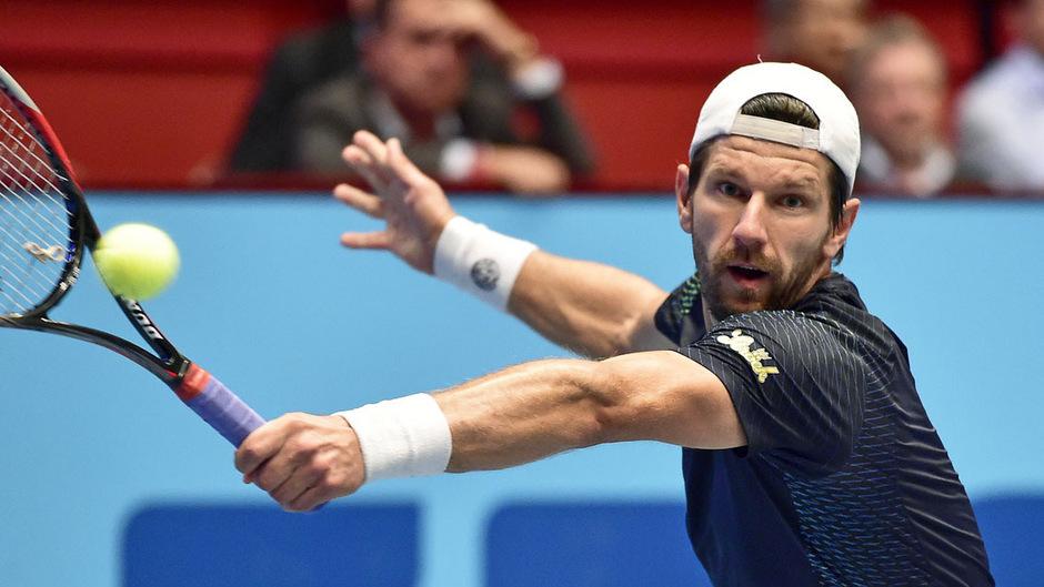 Melzer musste das Achtelfinale beim Erste Bank Open absagen.