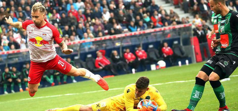 Nach dem 1:1 gegen den FC Wacker setzen Freddie Gulbrandsen und Salzburg in der Europa League gegen Trondheim zu neuen Höhenflügen an.