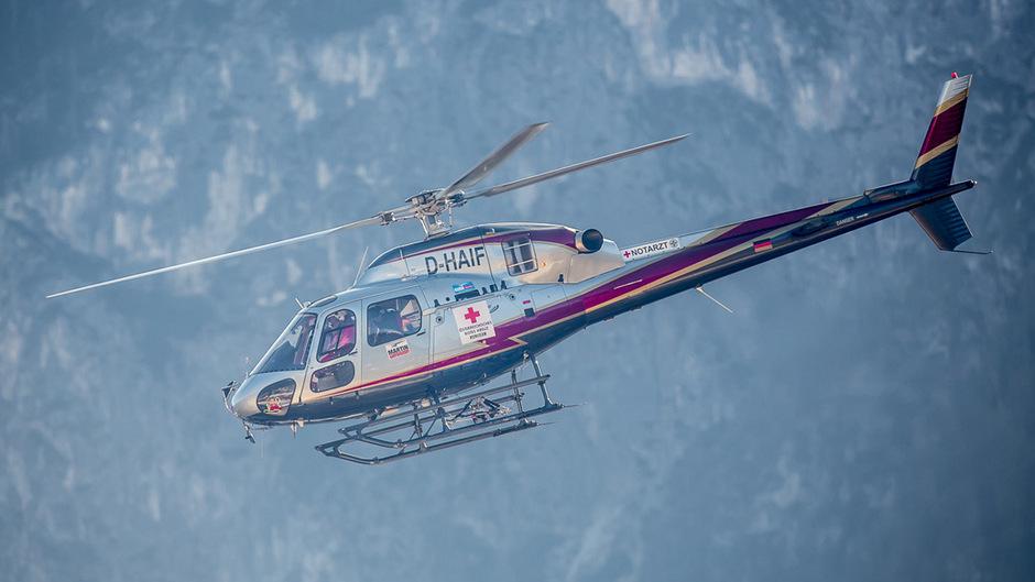 Martin 4 ist wieder im Anflug auf Osttirol.