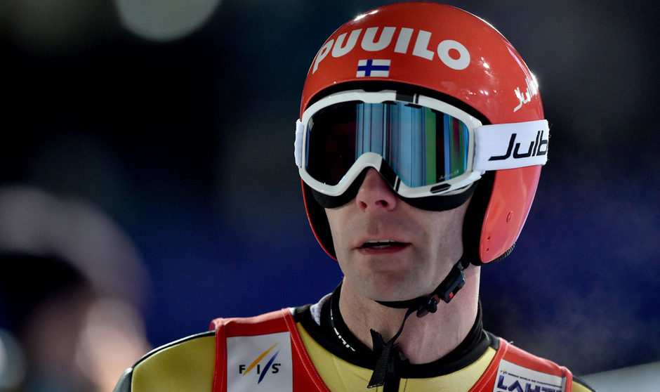 Janne Ahonen bleibt dem Skispringen treu, tritt allerdings nicht mehr im Weltcup oder bei einer WM an.