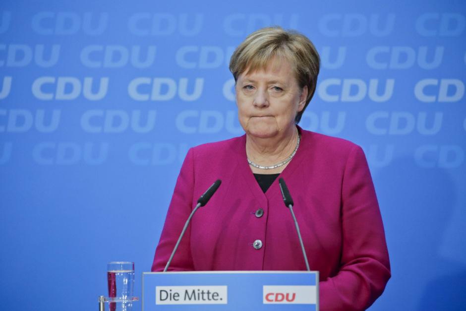 Die deutsche Kanzlerin Angela Merkel war 18 Jahre lang an der Macht. Nun zieht sie sich aus der Politik zurück.