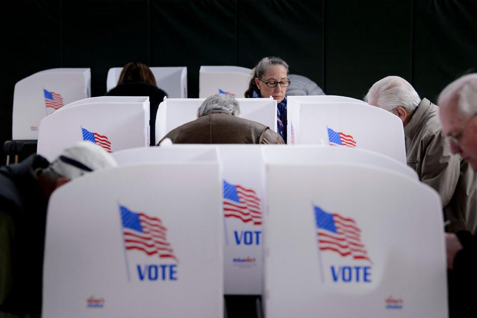 Am 6. November wird das amerikanische Repräsentantenhaus ebenso neu gewählt wie ein Drittel des Senats.