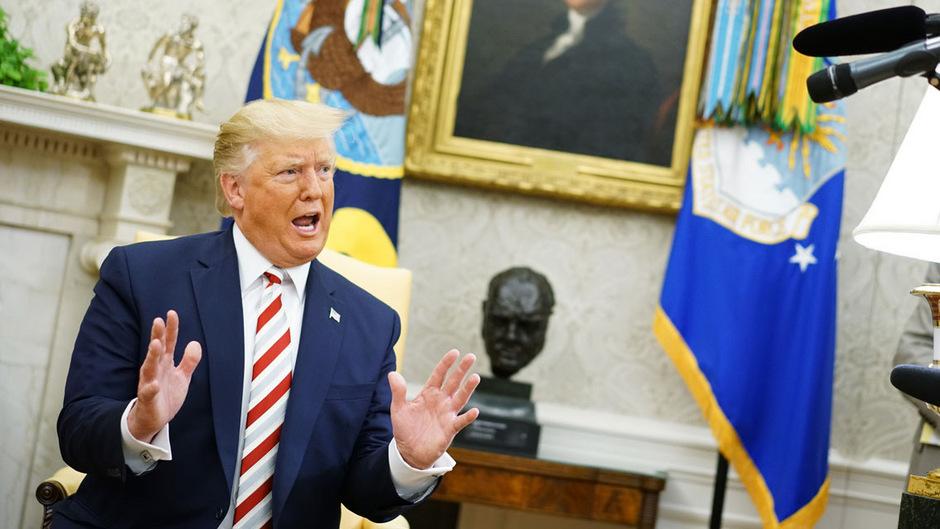 US-Präsident Donald Trump hat mit einem überraschenden Abbruch von Gesprächen zwischen den USA und den Taliban große Irritationen ausgelöst.