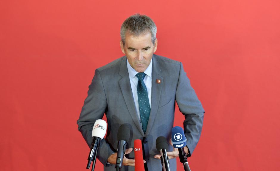 Finanzminister Hartwig Löger (ÖVP).