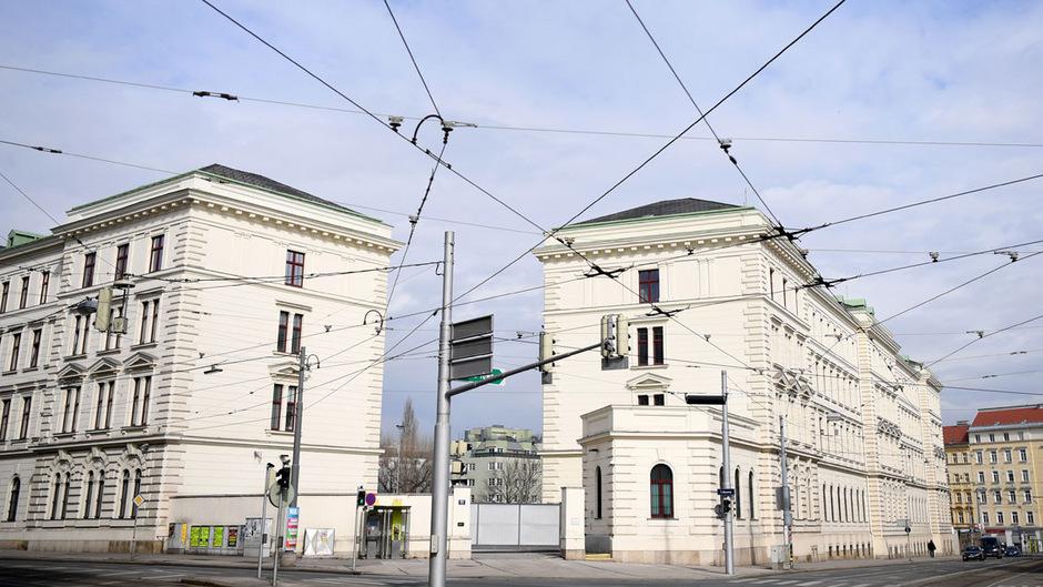 Das Bundesamt für Verfassungsschutz und Terrorismusbekämpfung (BVT).
