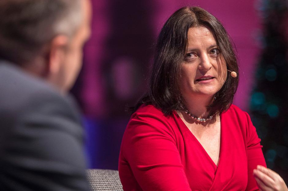 Barbara Wittmann ist Geschäftsführerin von LinkedIn für die Region Deutschland, Österreich und Schweiz.
