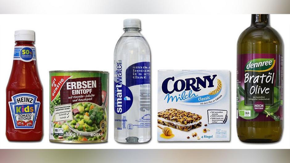 """Das """"Smartwater"""" von Coca Cola erhält den """"Goldenen Windbeutel"""" für die dreisteste Werbelüge des Jahres."""