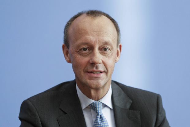 Friedrich Merz ist seit 2016 Aufsichtsratschef der deutschen Tochtergesellschaft von Blackrock.