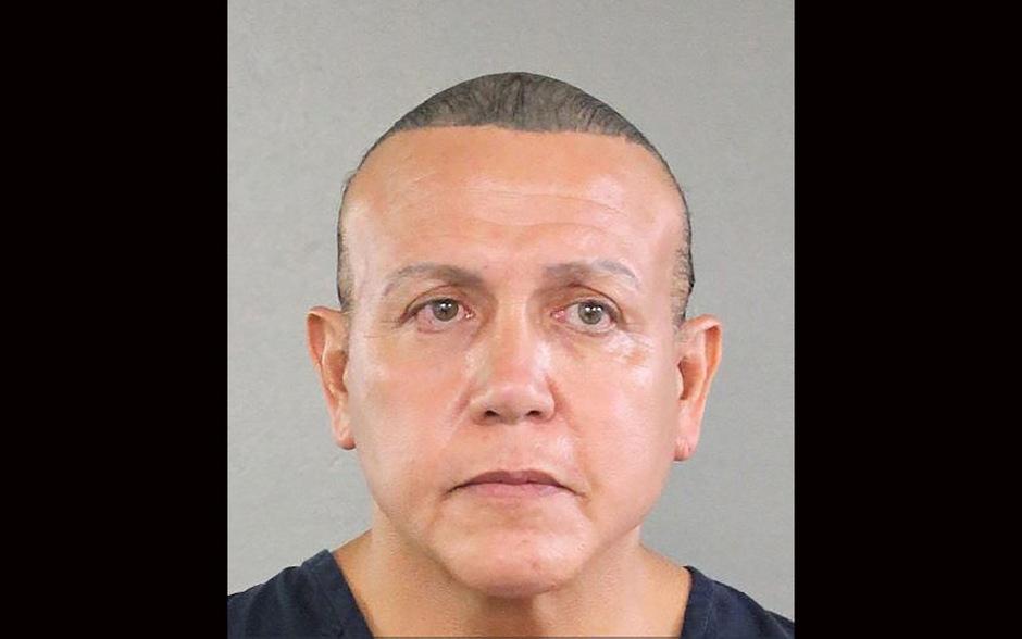Cesar Sayoc soll eine Serie von Briefbomben an Kritiker von US-Präsident Donald Trump geschickt haben.
