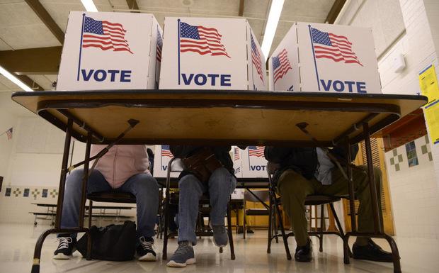 Die Demokraten konnte viele Wähler mobilisieren. Am Ende gelang ihnen ein historischer Erfolg: Die Eroberung des Repräsentantenhauses.