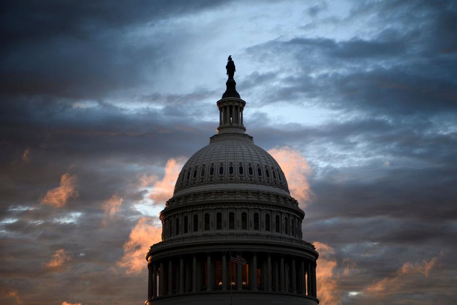 Der US-Kongress gilt als das mächtigste Parlament der Welt.