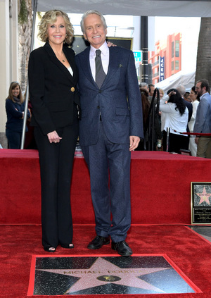 Jane Fonda lobte ihren Kollegen.
