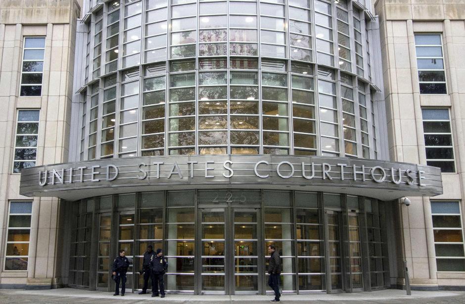 Brooklyn Federal Court in New York.