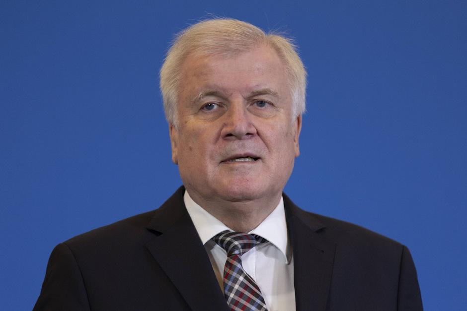 CSU-Chef Horst Seehofer.