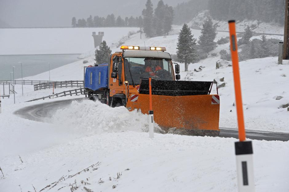 18 Privatwege in Achenkirch wurden bisher von der Gemeinde geräumt. Dabei gab es einige Probleme.