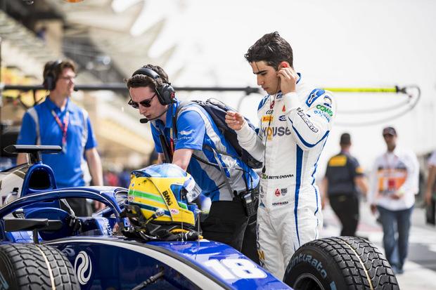 Sergio Sette Camara könnte der nächste brasilianische F1-Star werden.