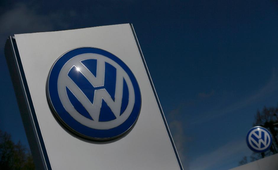 VW-Hauptquartier in Wolfsburg.