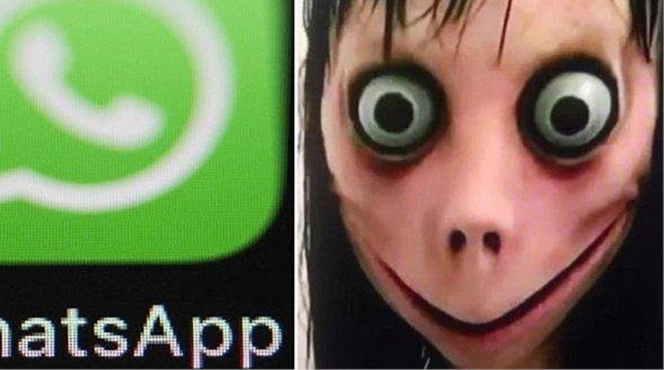 Handy-Geist Momo erscheint in den Kontaktlisten, verschickt Nachrichten und Videos und ruft an.