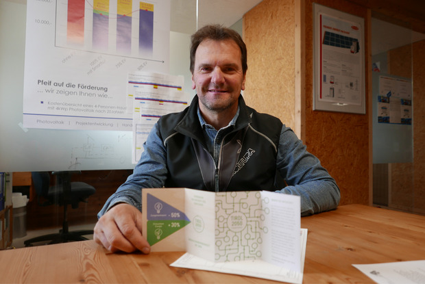Martin Kollnig kennt das Solar-Potenzial Osttirols.
