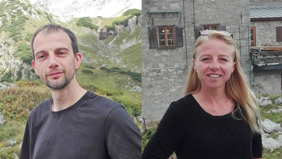 Veronika Bachmeier und Pavel Cerny sind die neuen Pächter.