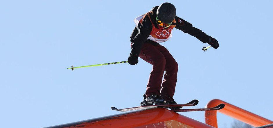 Bei Olympia sammelte Lara Wolf wertvolle Erfahrungen, bald wartet der Heimweltcup am Stubaier Gletscher.