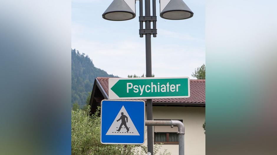 Ein Viertel aller psychiatrischen Notfälle passiert am Wochenende, also außerhalb der Ordinationszeiten.