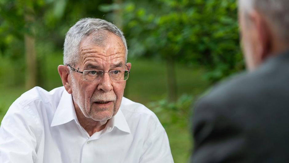 Bundespräsident Alexander Van der Bellen. (Archivaufnahme)