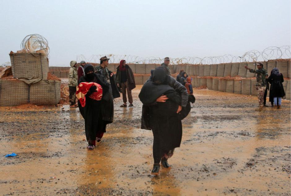 Die Überschwemmungen in Jordanien häufen sich.