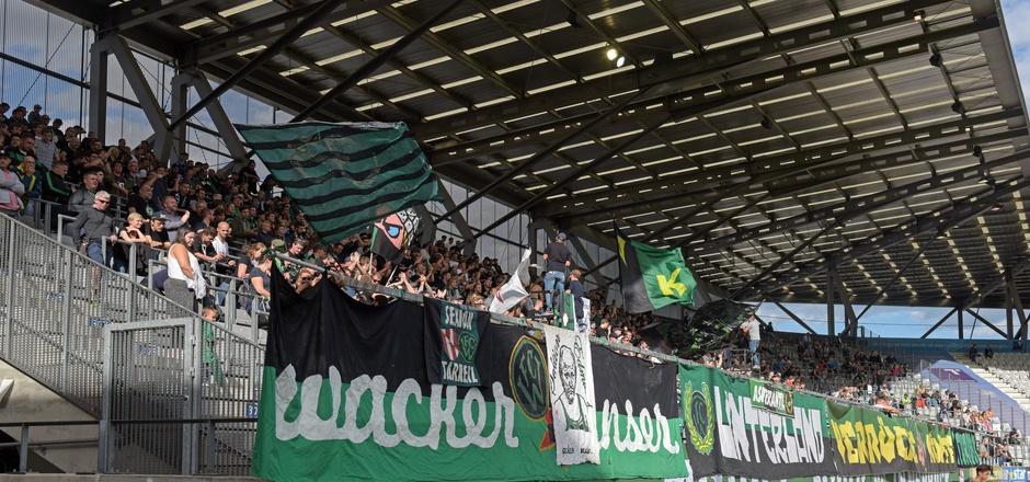 Im heutigen Westderby werden über 5000 Zuschauer im Tivolistadion erwartet.