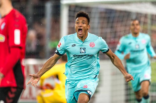 Karim Onisiwo traf für Mainz erstmals in dieser Saison.
