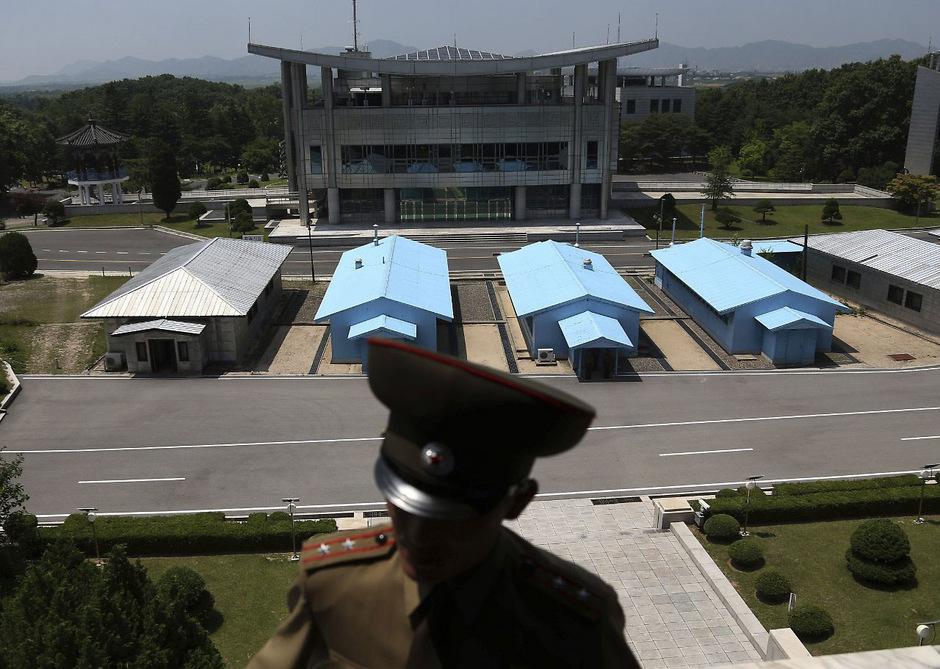 Nord- und Südkorea begannen mit Zerstörung von Grenzposten