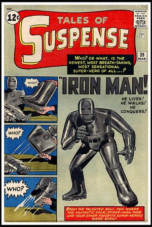 """Auch """"Ironman"""" stammt aus der Feder von Stan Lee."""