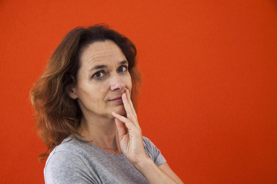 "Francesca Melandri wurde mit dem Roman ""Eva schläft"" bekannt."