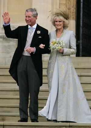 Am 9. Apirl 2009 heirateten Prinz Charles und Camilla.