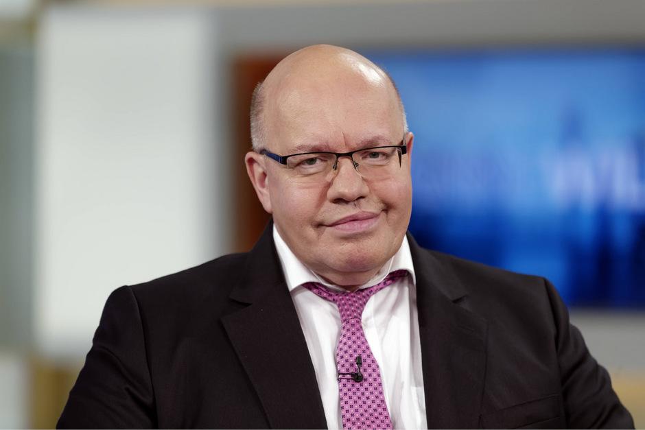 Deutschlands Wirtschaftsminister Peter Altmaier.