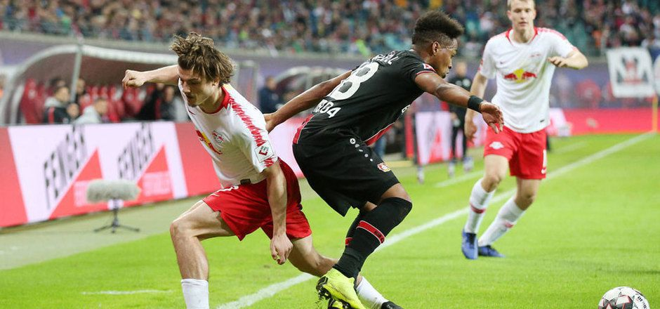 Marcel Sabitzer war gegen Leverkusen noch 88 Minuten im Einsatz. Dem ÖFB-Team sagte der Leipzig-Legionär verletzungsbedingt ab.