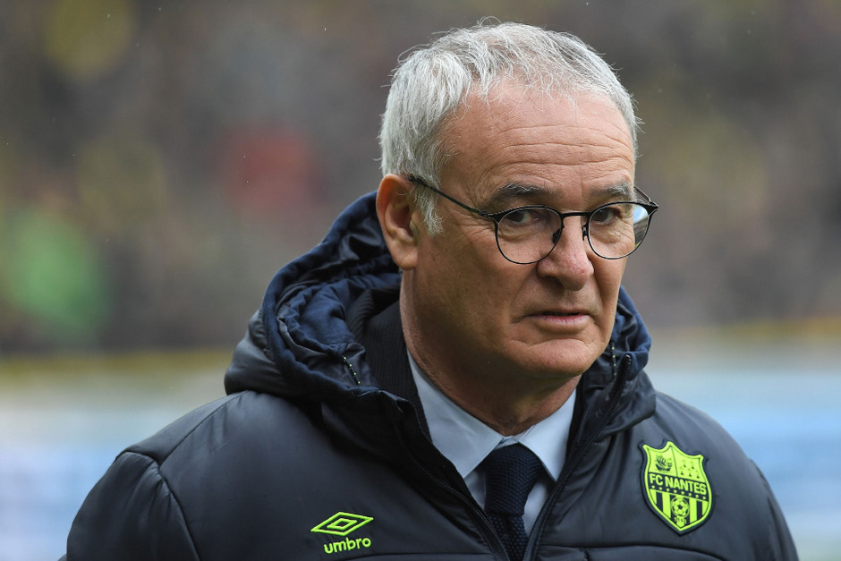Claudio Ranieri übernimmt beim FC Fulham das Kommando.