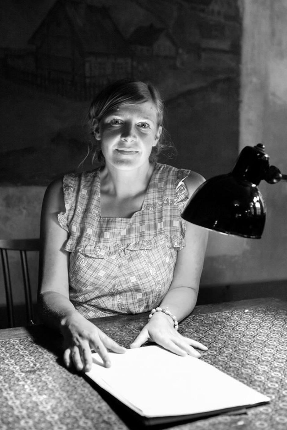 Simone Scharbert ist 2018 Stadtschreiberin in Schwaz.<span class=&quot;TT11_Fotohinweis&quot;>Foto: Privat</span>