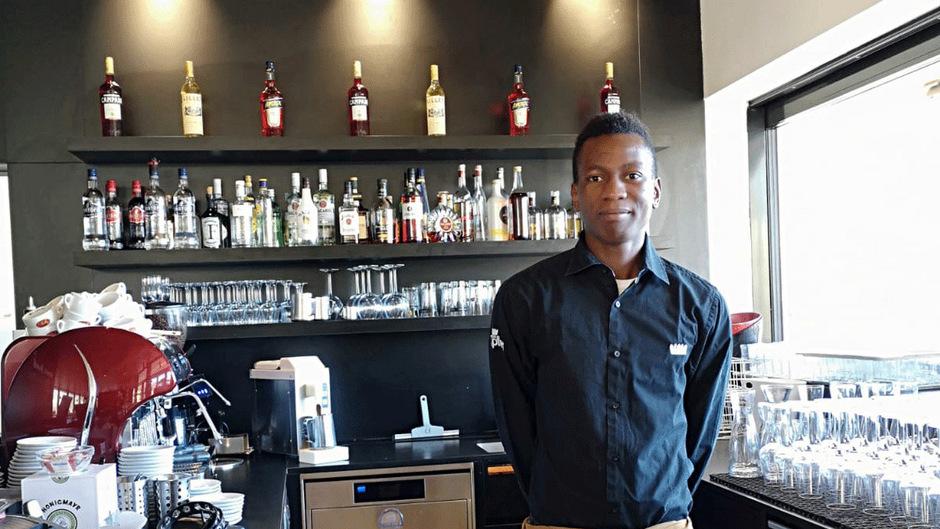 Abraham Okojie soll laut Bescheid Österreich in drei Wochen verlassen – trotz eines gültigen Lehrvertrags in Innsbruck.