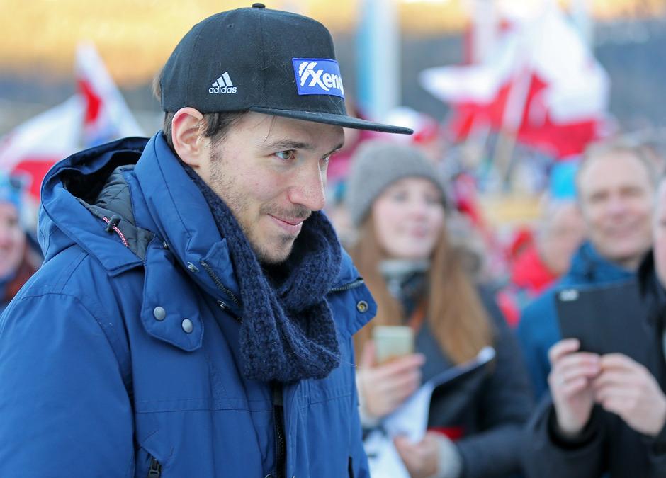 Felix Neureuther bangt um seinen Start in Levi.