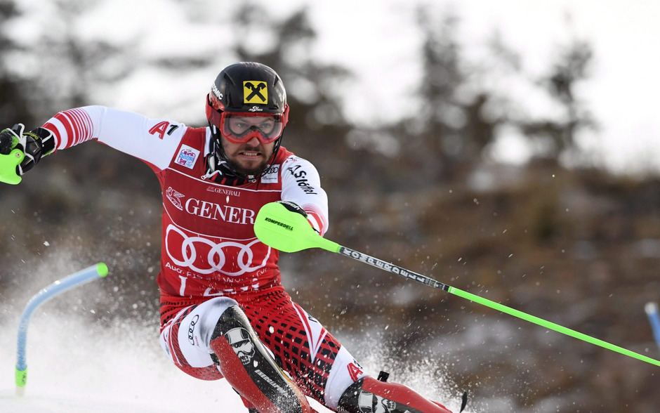 Hirscher eröffnet in Levi Slalom-Saison mit Sieg vor Kristoffersen