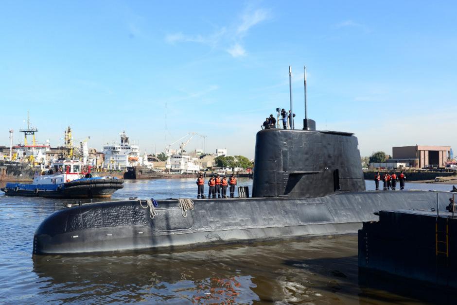 Verunglücktes argentinisches U-Boot nach einem Jahr geortet