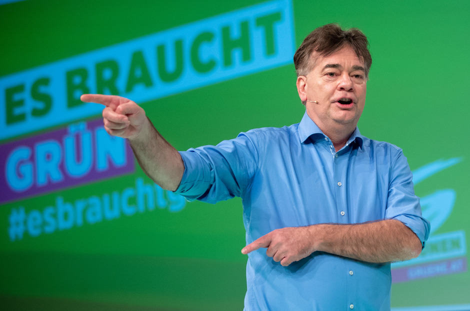 """Kogler jetzt grüner Bundessprecher: """"Rudern statt sudern"""" als neue Losung"""