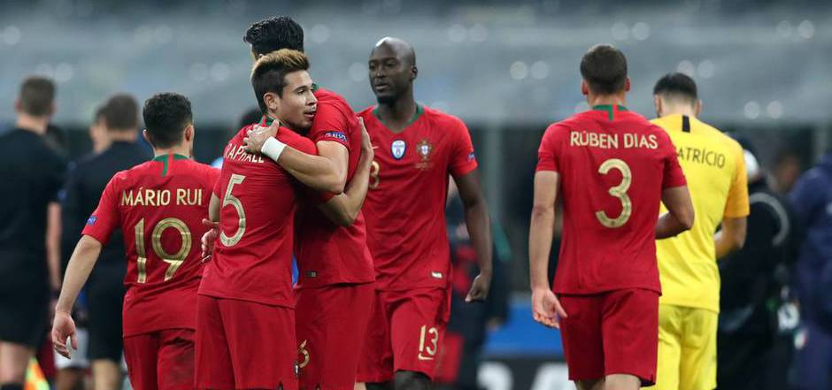 Portugal holte Nations-League-Gruppensieg mit 0:0 in Italien