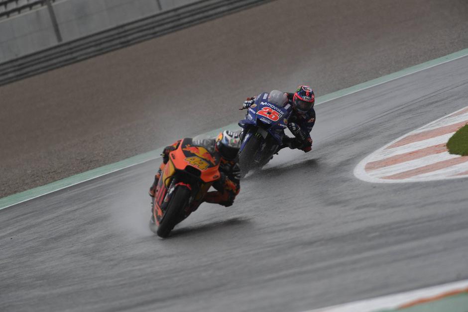 Dovizioso Valencia-Sieger, KTM feiert Podest-Premiere