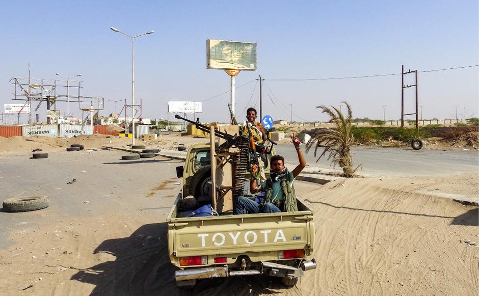 Die Rebellen wollen vorerst keine Drohnen- oder Raketenangriffe starten.