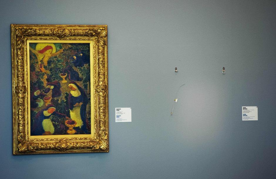 Die Werke waren 2012 aus einem Museum in Rotterdam gestohlen worden.